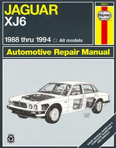 Haynes Reparationshandbok, Jaguar XJ6, Universal