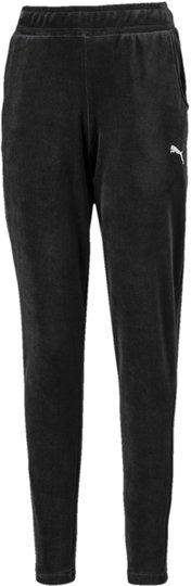 Puma Alpha Velvet Bukse, Black 104