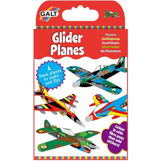 Galt Glider Planes Lekefly