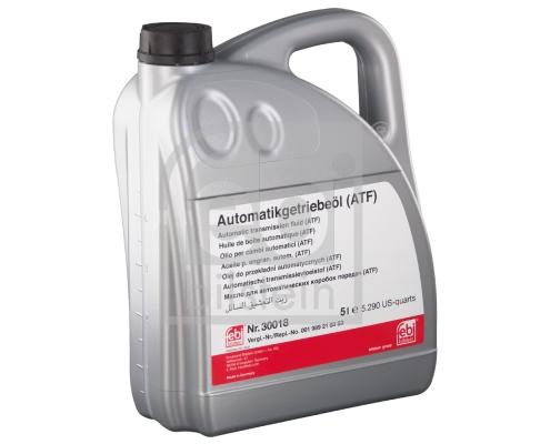 Automaattivaihteistoöljy FEBI BILSTEIN 30018