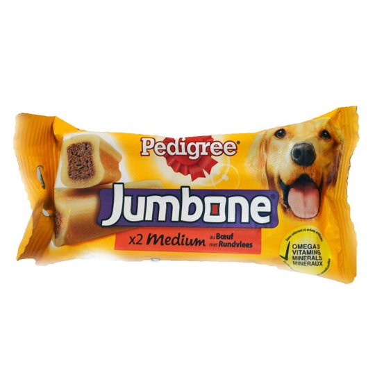 Jumbone 2-Pack 200g - 40% rabatt