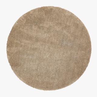 Aram round matto beige