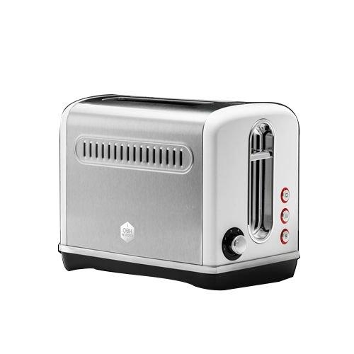 OBH Nordica - Legacy Toaster - White (2707)