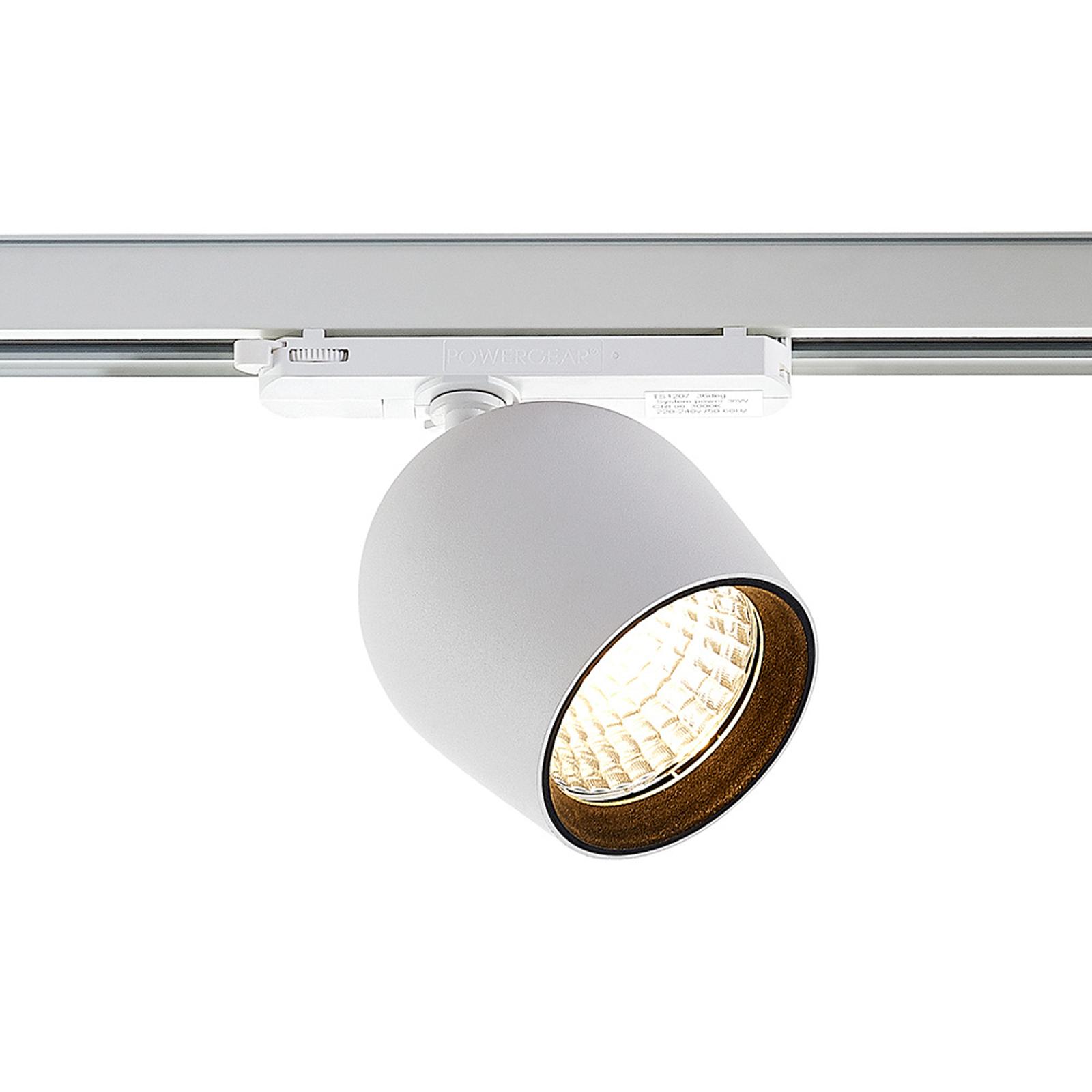 Arcchio Bauke LED-3-vaihe-spotti 30,5 W 3 000 K