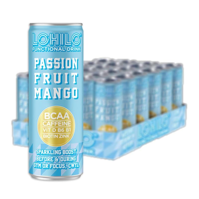 Funktionsdryck Passionfruit Mango 24-pack - 47% rabatt