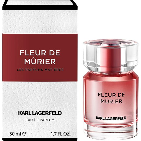 Karl Lagerfeld Fleur de Mürier , 50 ml Karl Lagerfeld EdP