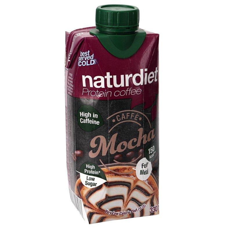 Proteiinikahvi Caffé-Mocha - 46% alennus