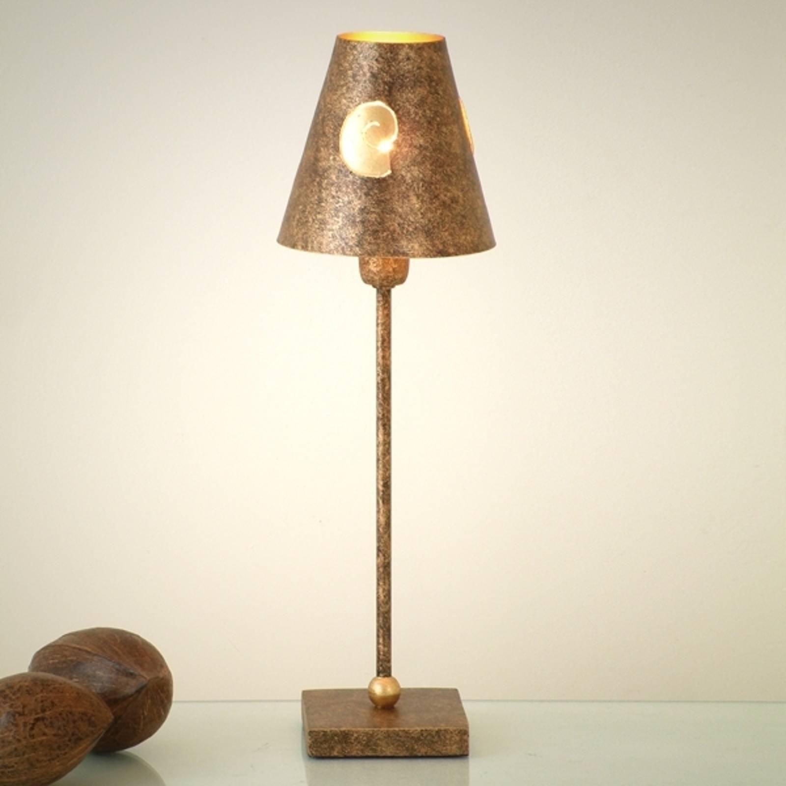 Stilfull ESEMPIO bordlampe liten