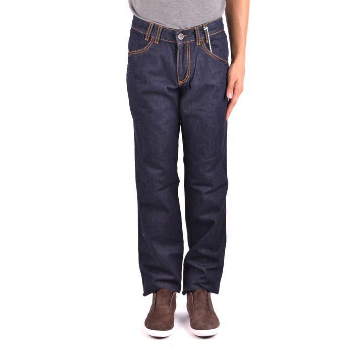 Bikkembergs Men's Jeans Blue 163644 - blue 34