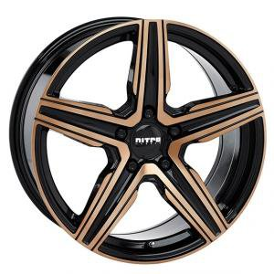 Nitro Spark Black Bronze 8.5x20 5/114.3 ET45 B73.1