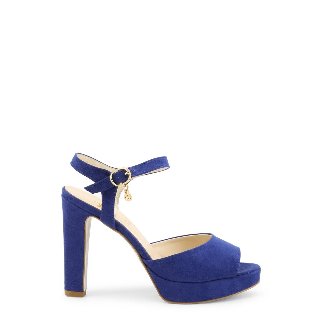Roccobarocco Women's Sandal Various Colours RBSC05V11 - blue EU 41