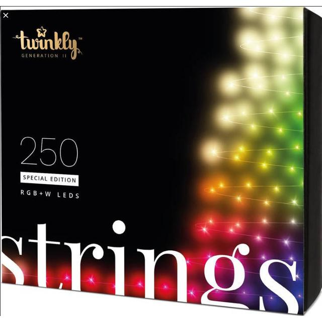 Twinkly - Lightstrings RGBW 250 Special Edition