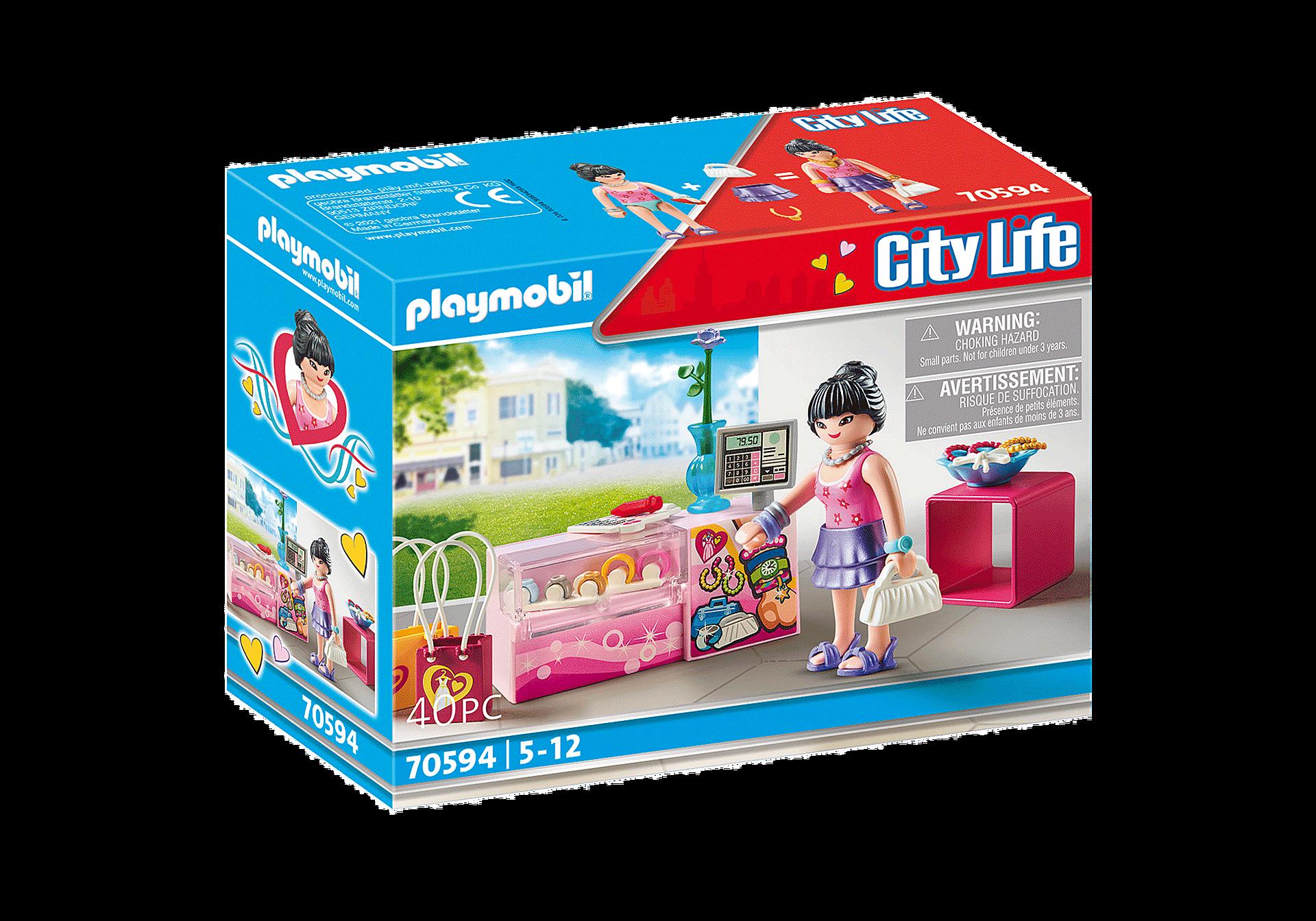Playmobil - Fashion Accessoires (70594)