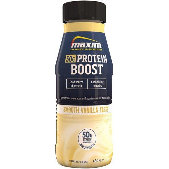 "Proteindryck ""Smooth Vanilla"" 480ml - 46% rabatt"