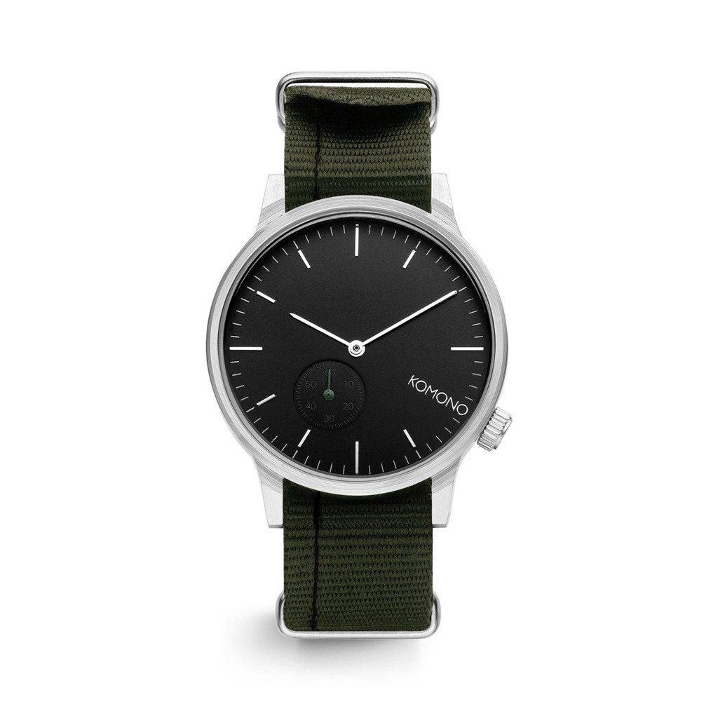 Komono Men's Watch Green W2276 - green NOSIZE