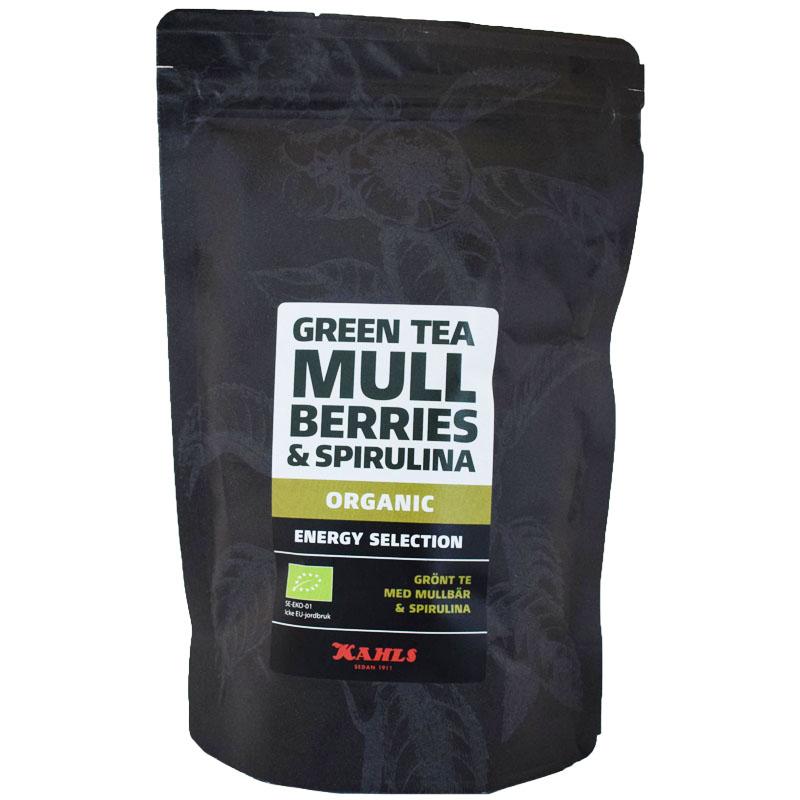 Eko Grönt Te Mullbär & Spirulina 100g - 58% rabatt