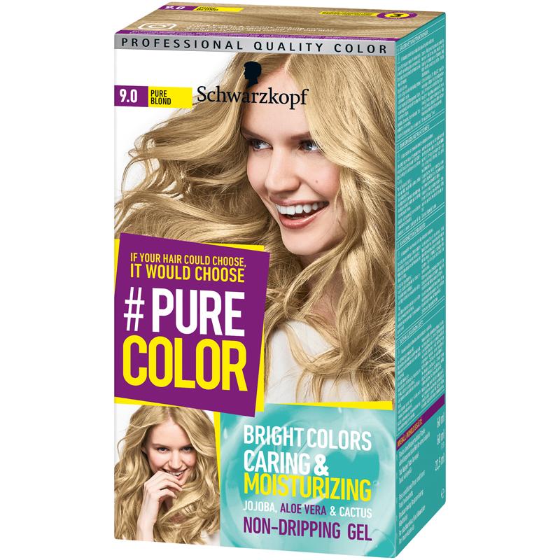 Hårfärg Pure Blonde - 71% rabatt