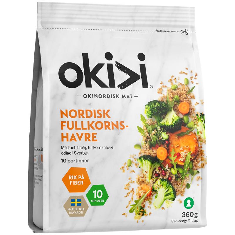 Nordiskt Fullkornshavre - 50% rabatt