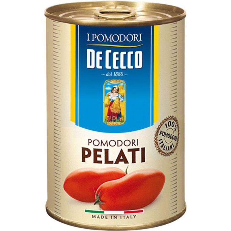 Tomater Skalade 400g - 21% rabatt