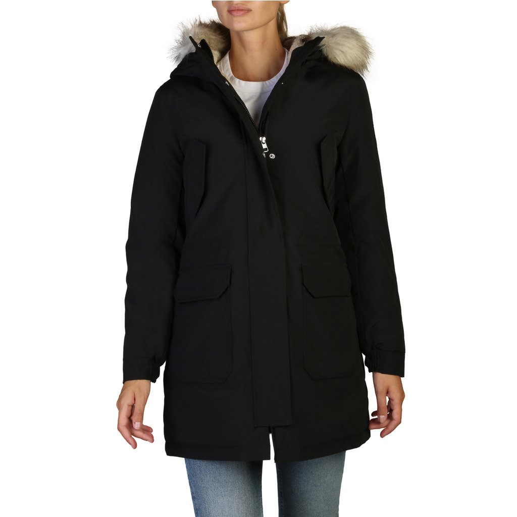 Calvin Klein Women's Jacket Black 349483 - black XS