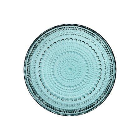 Kastehelmi Tallerken 170 mm havblå
