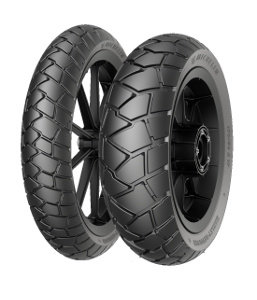 Michelin Scorcher Adventure ( 120/70 R19 TL 60V M/C, etupyörä )