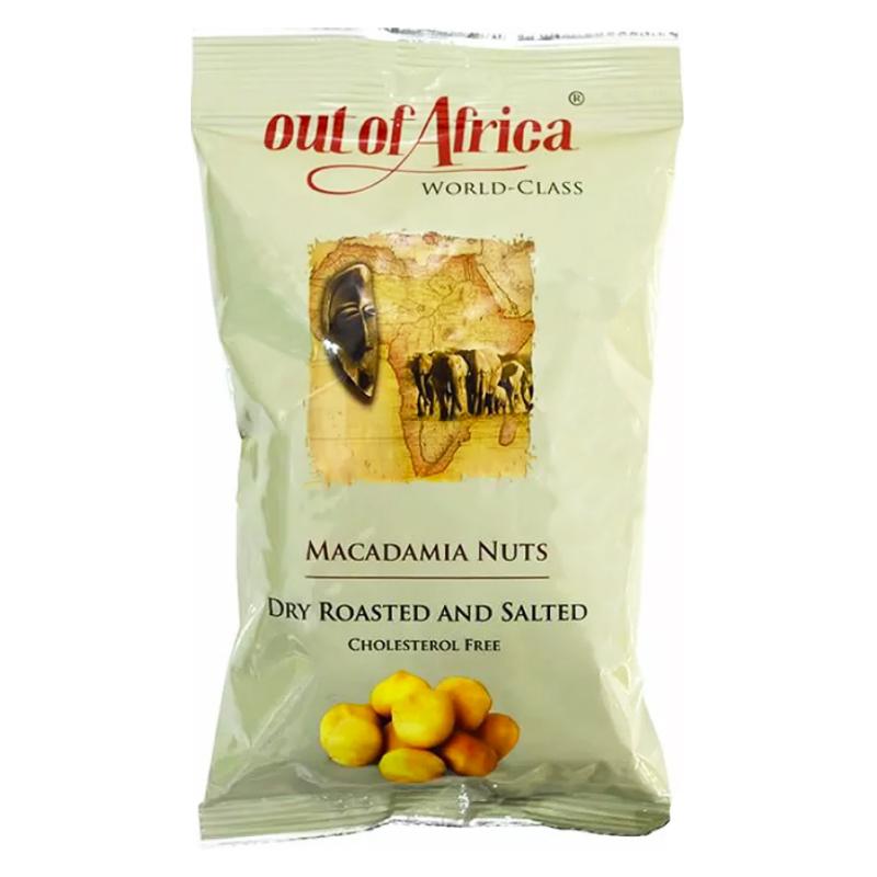 Macadamianötter Rostade & Saltade - 71% rabatt