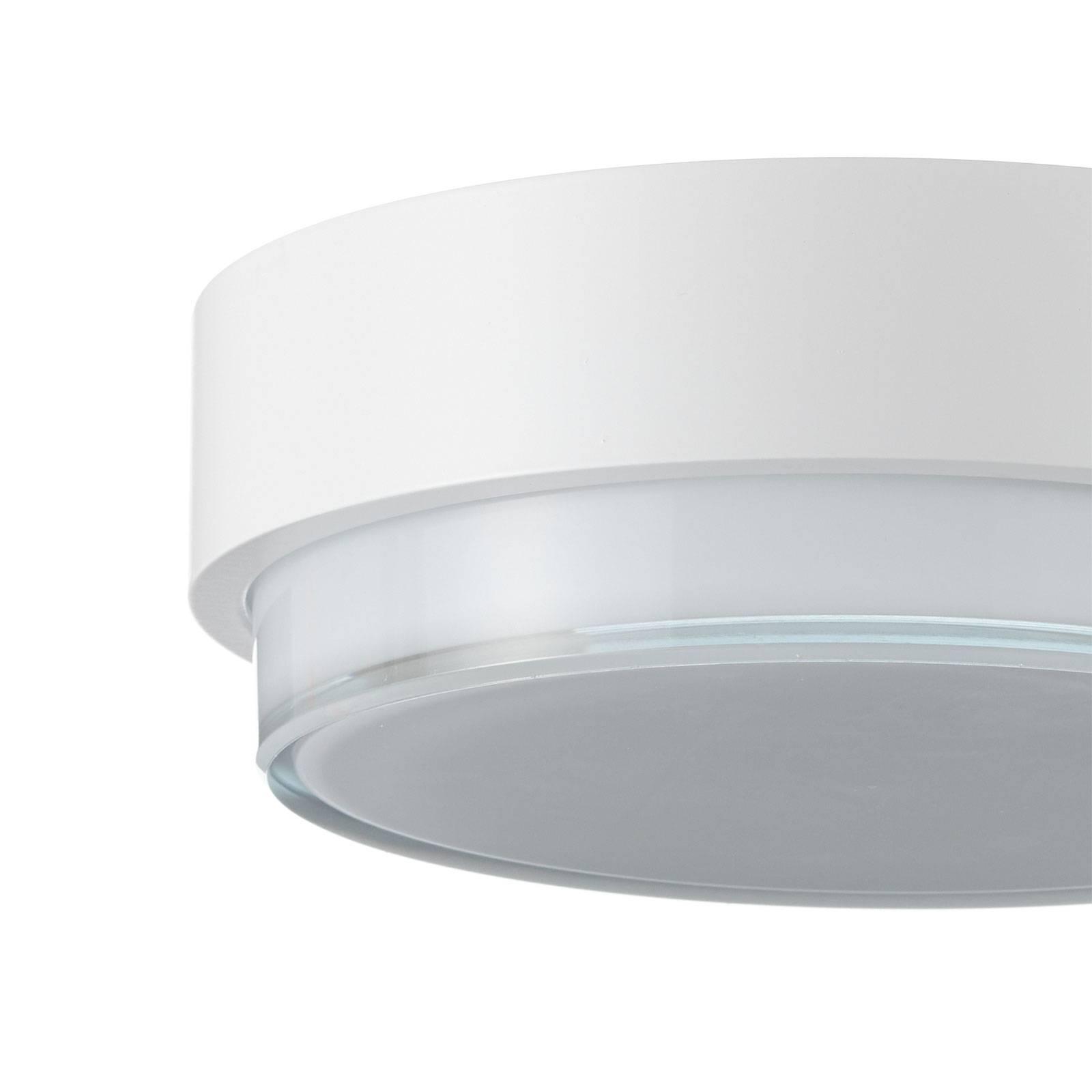 BEGA 50536 LED-kattovalaisin 930 valkoinen Ø21cm