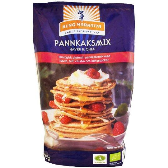 Eko Pannkaksmix Havre & Chia - 36% rabatt