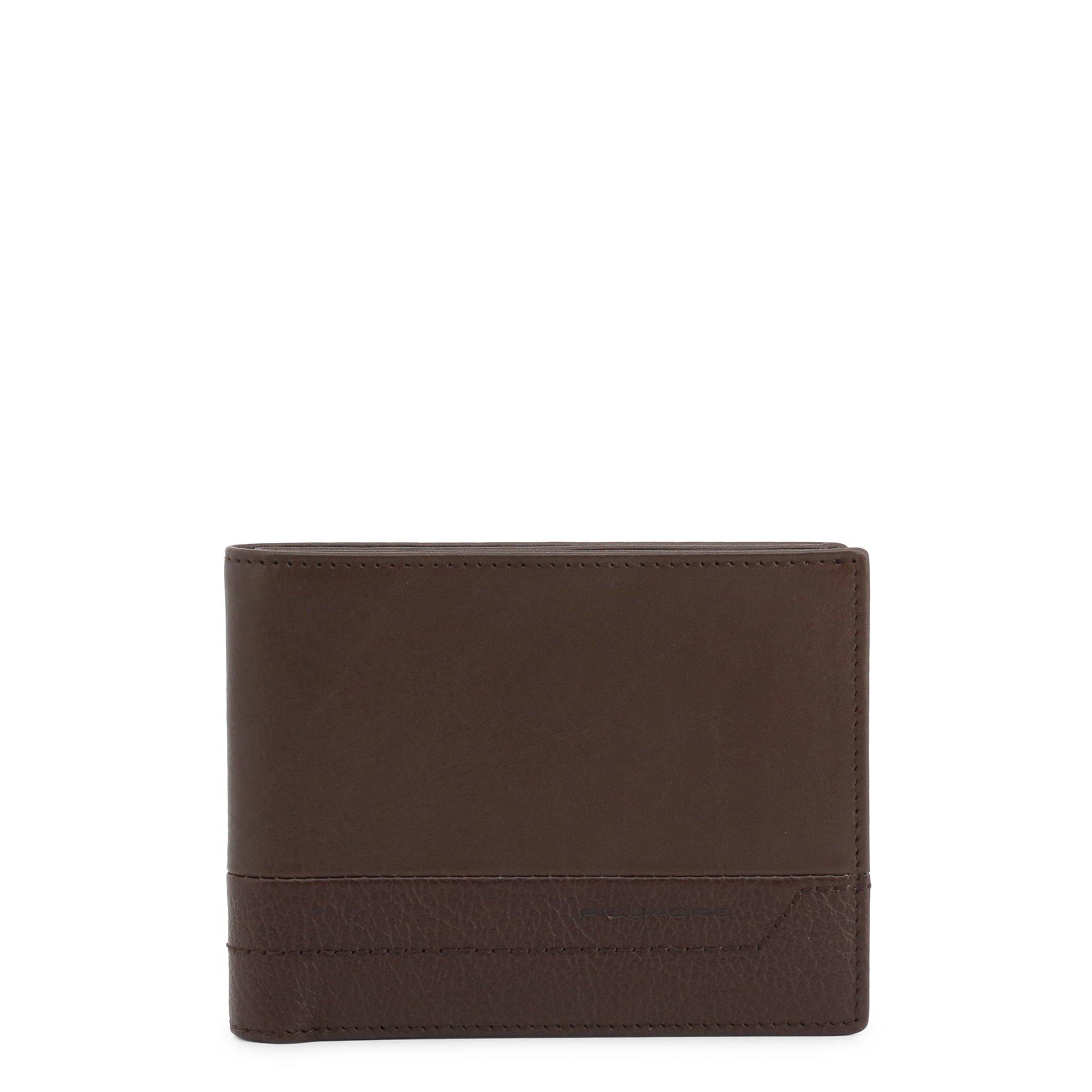 Piquadro Men's Wallet Various Colours PU1241S94R - brown NOSIZE