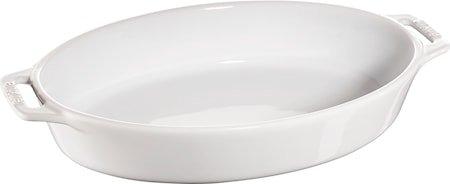 Form Oval Keramikk Hvit 29 cm 2,3 L