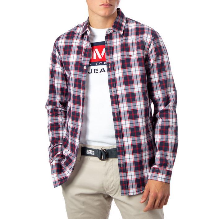 Tommy Hilfiger Men's Shirt White 169916 - white XS