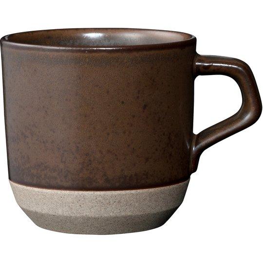 Kinto CLK-151, liten mugg, brun