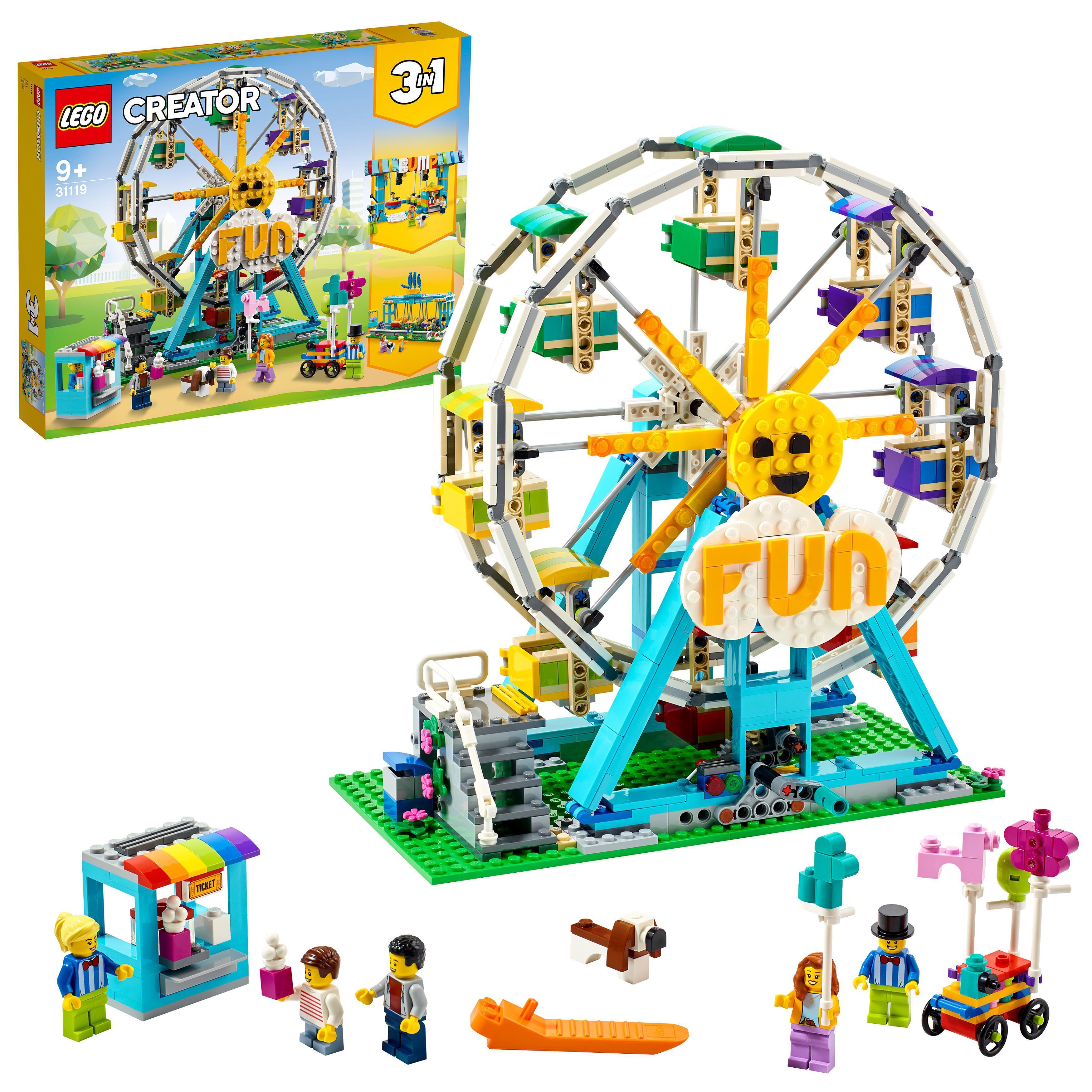 LEGO Creator - Ferris Wheel (31119)
