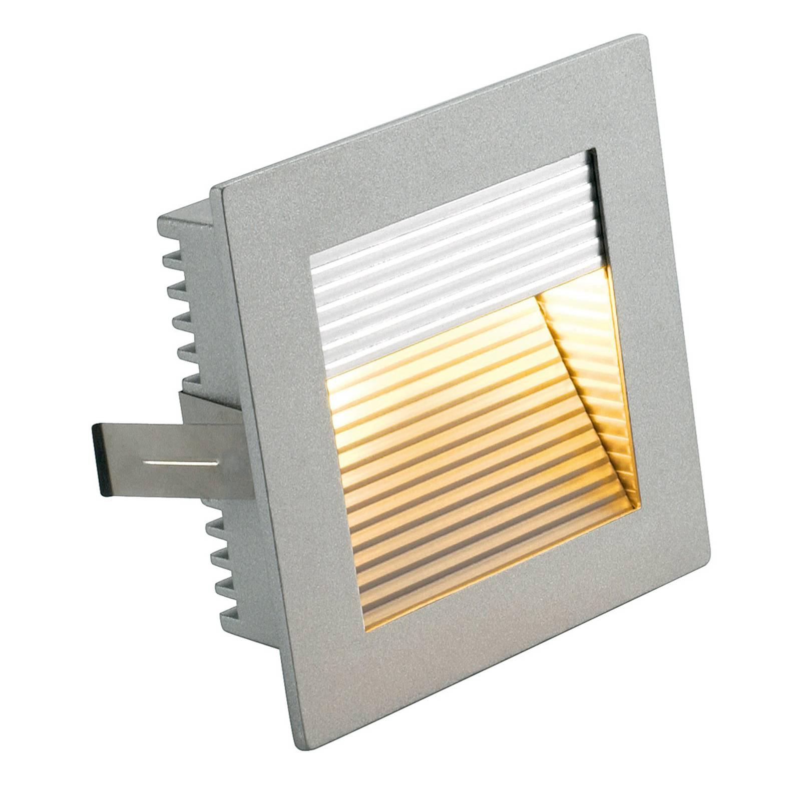 FLAT FRAMES-innfelt lampe