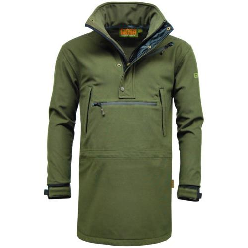 Game Technical Apparel Unisex Waterproof and Breathable Jacket Green HB103 - L