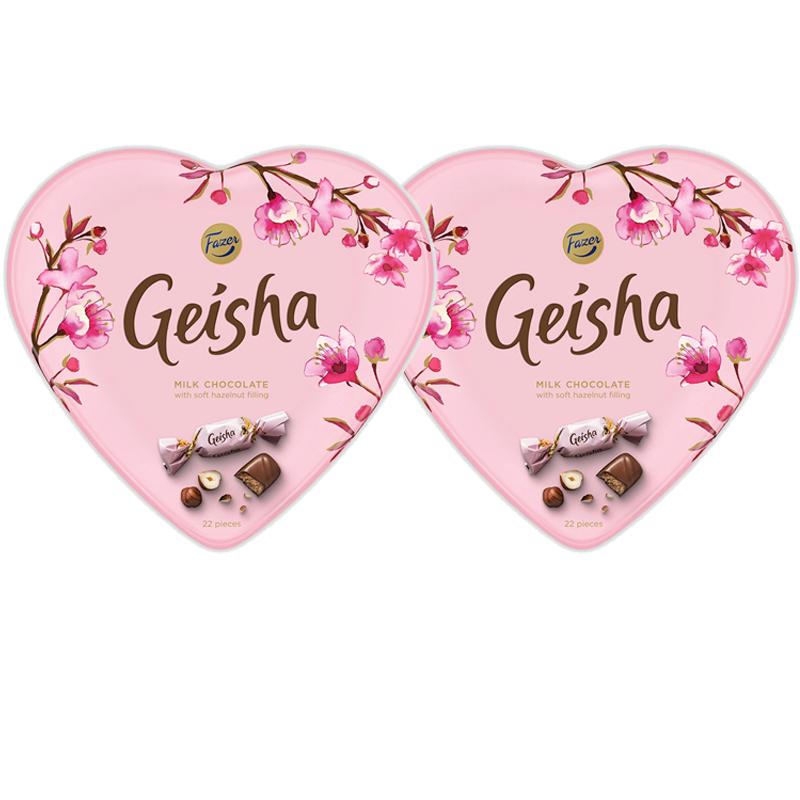 Geisha Suklaakonvehdit 2kpl - 59% alennus