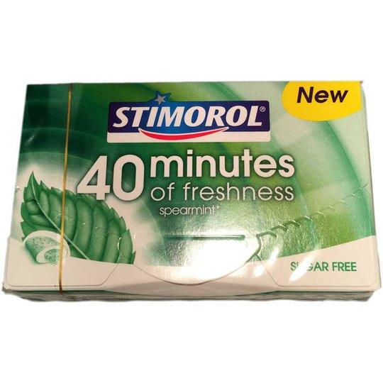 Tuggummi Spearmint 40 minutes - 60% rabatt