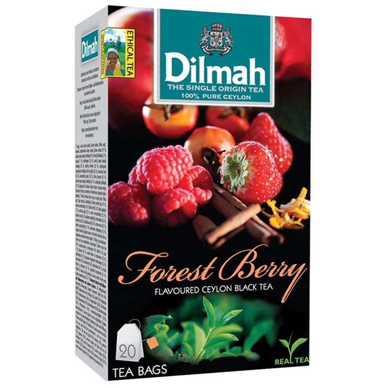 "Te ""Forest Berry"" 20-pack - 26% rabatt"