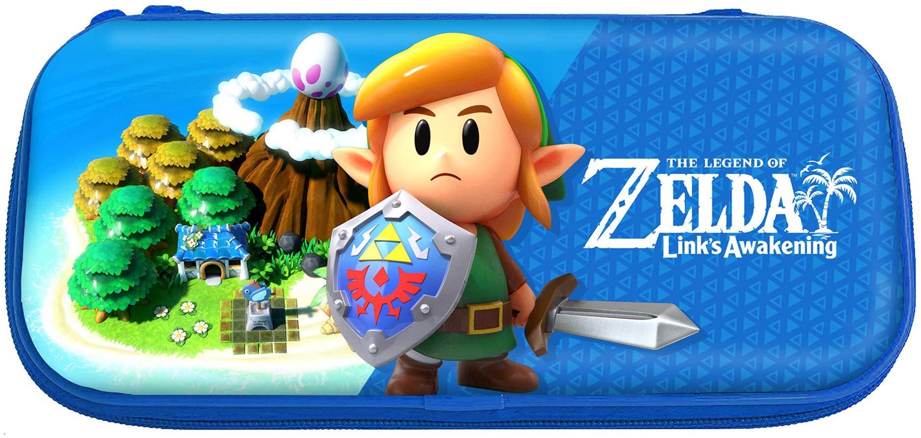 Nintendo Switch Link's Awakening Hard Pouch