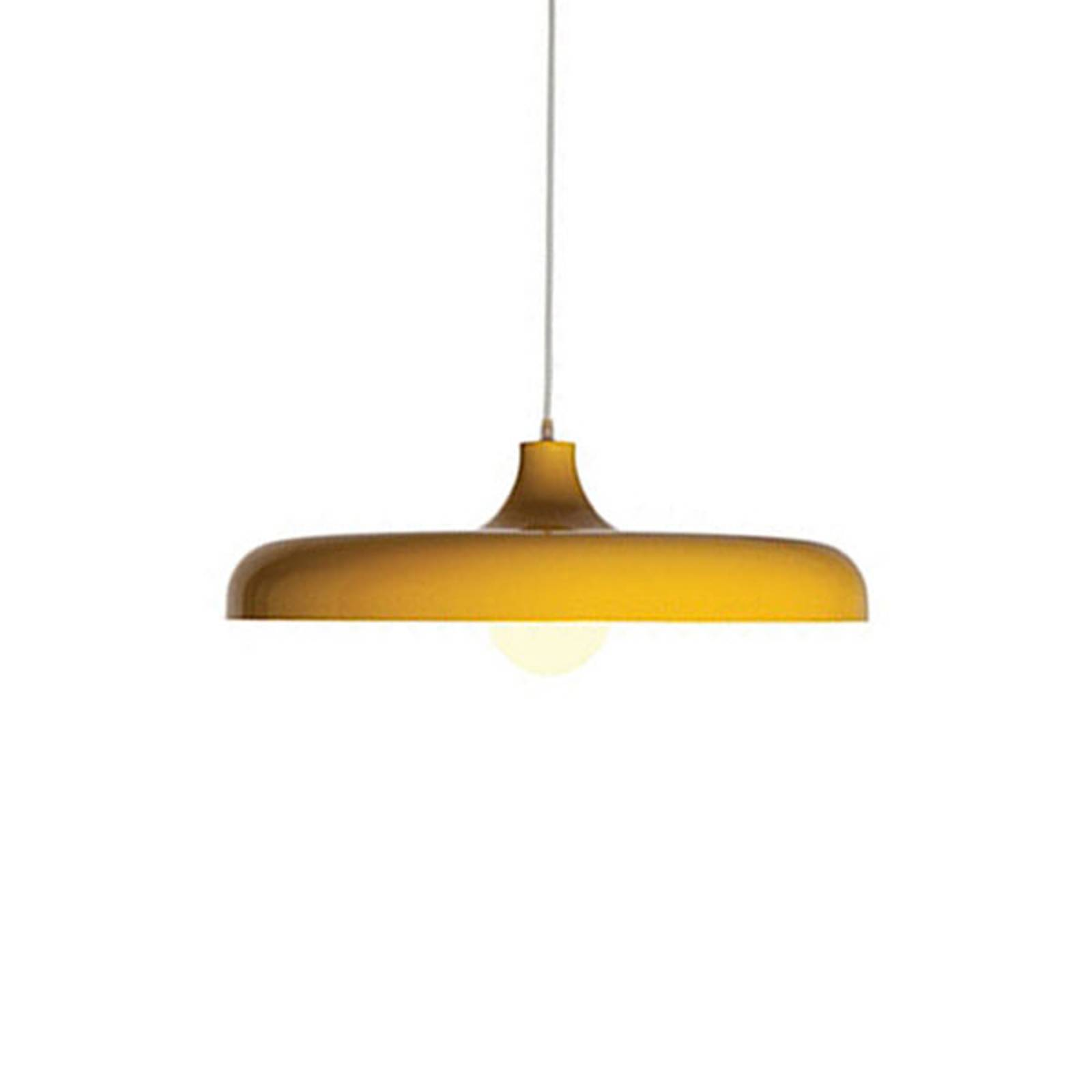 Innermost Portobello -riippuvalo Ø 49 cm keltainen