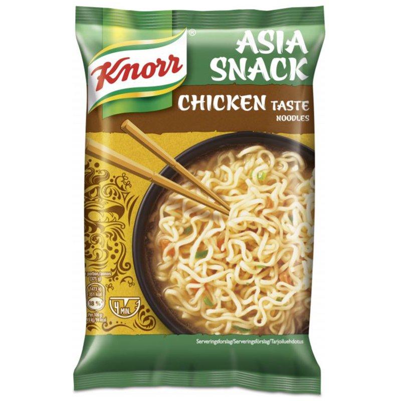 Nuudelit Chicken Taste - 38% alennus