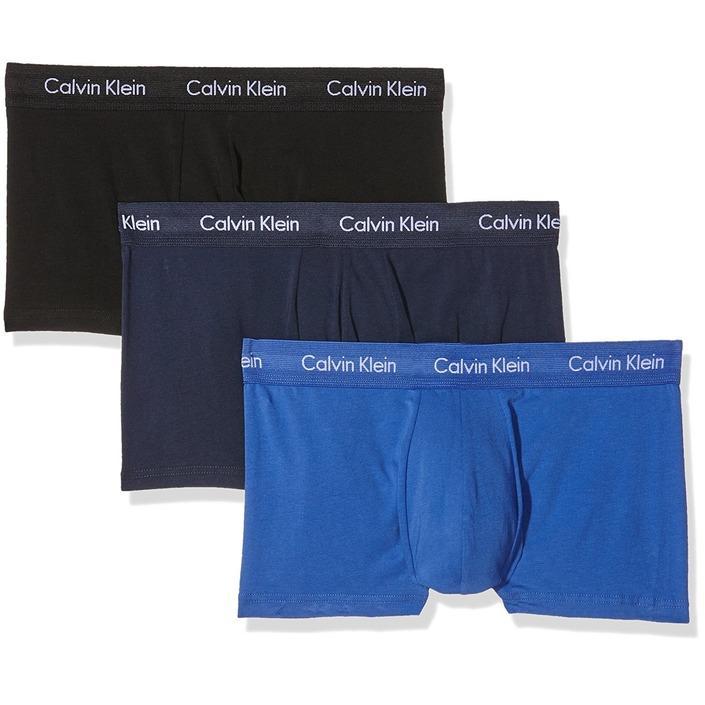 Calvin Klein Underwear Men's Underwear Blue 165562 - blue S