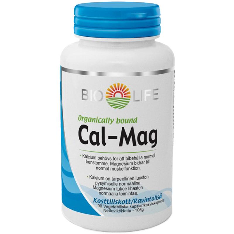 """Kosttillskott """"Cal-Mag"""" 90-pack - 82% rabatt"""