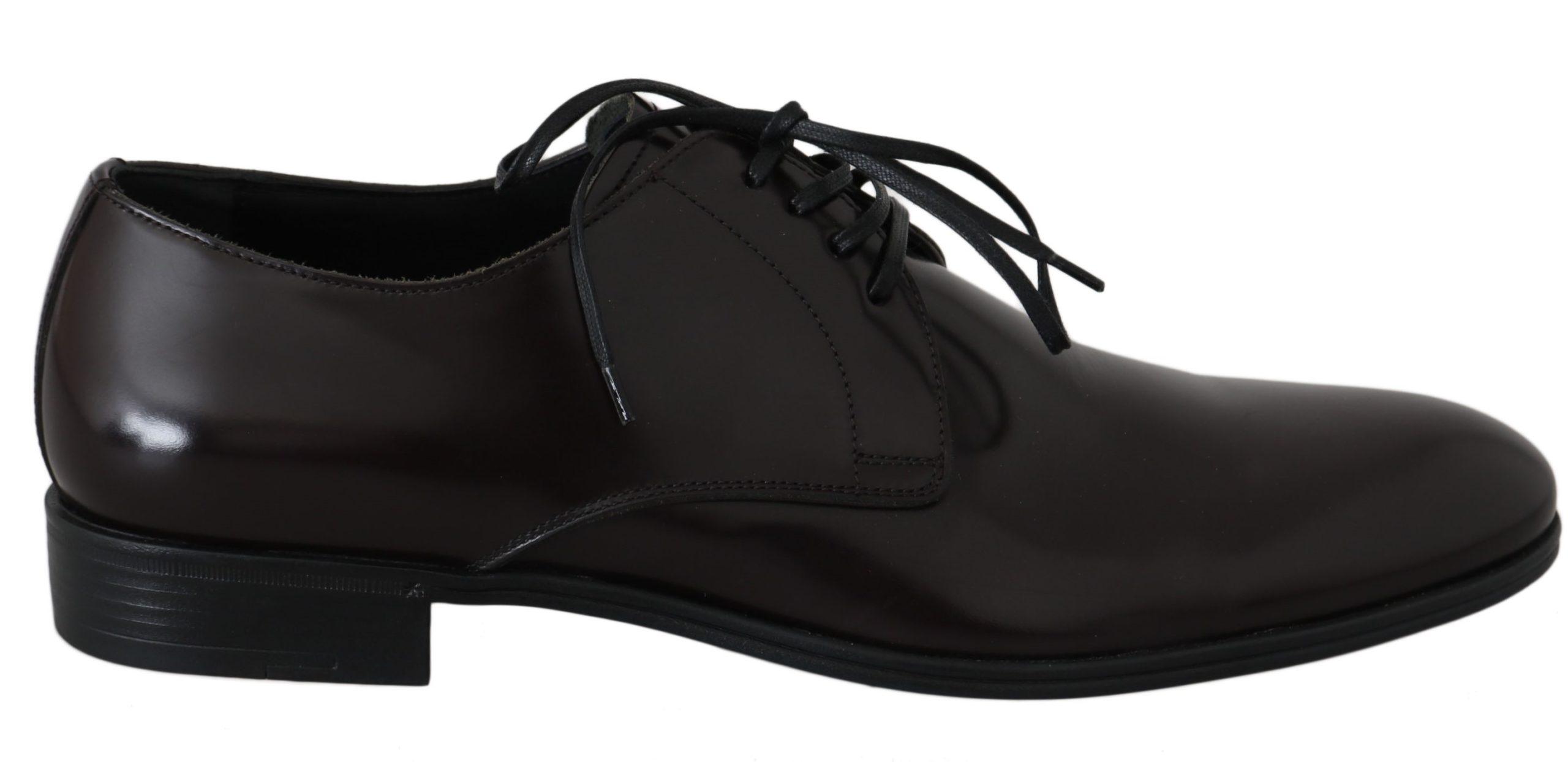 Dolce & Gabbana Men's Shoes Brown MV2351 - EU39/US6