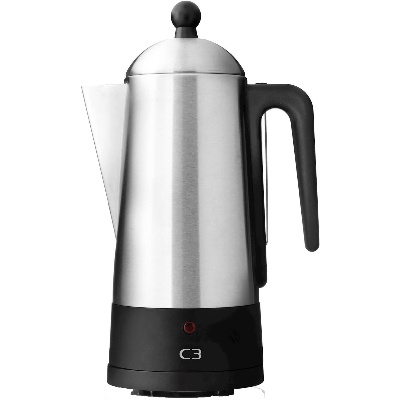C3 C3 Design Perc. 6 Cup Brushed