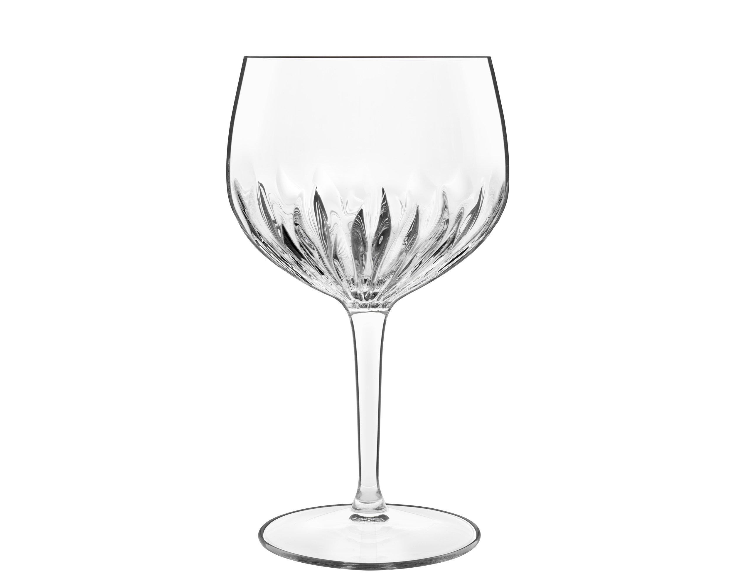 Luigi Bormioli - Mixology Spansk Gin & Tonic Glass 80 cl - 4 pack (12464-02)