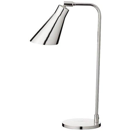Bordlampe Marcolia H53cm