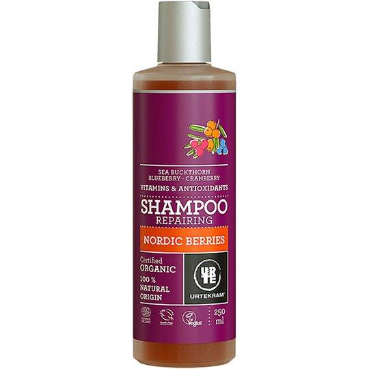 Nordic Berries, 250 ml Urtekram Shampoo