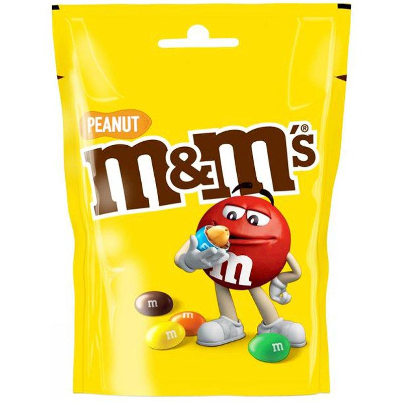 M&M's Jordnöt - 41% rabatt